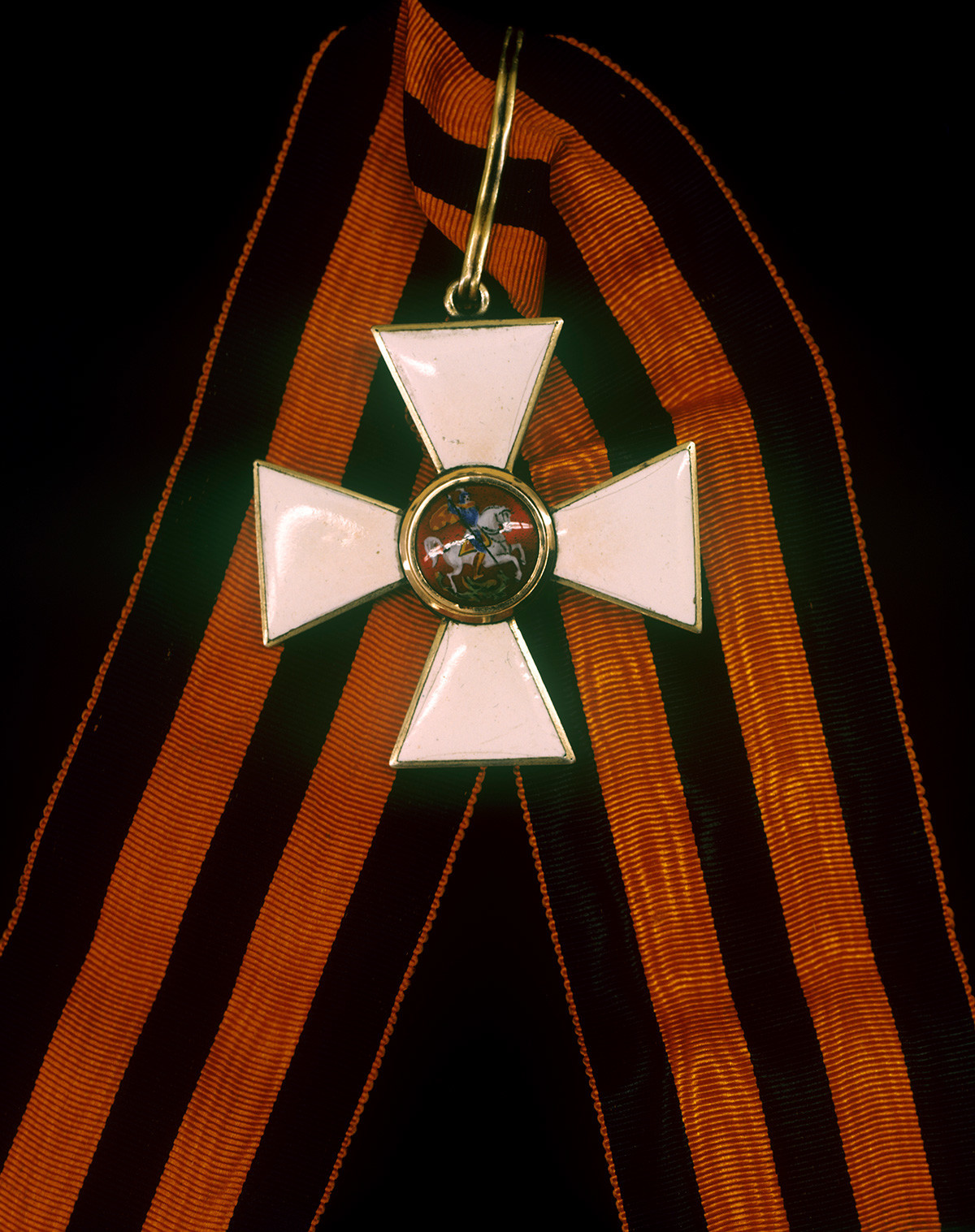 The Cross (Badge) of the Order of St. George, 1st Class