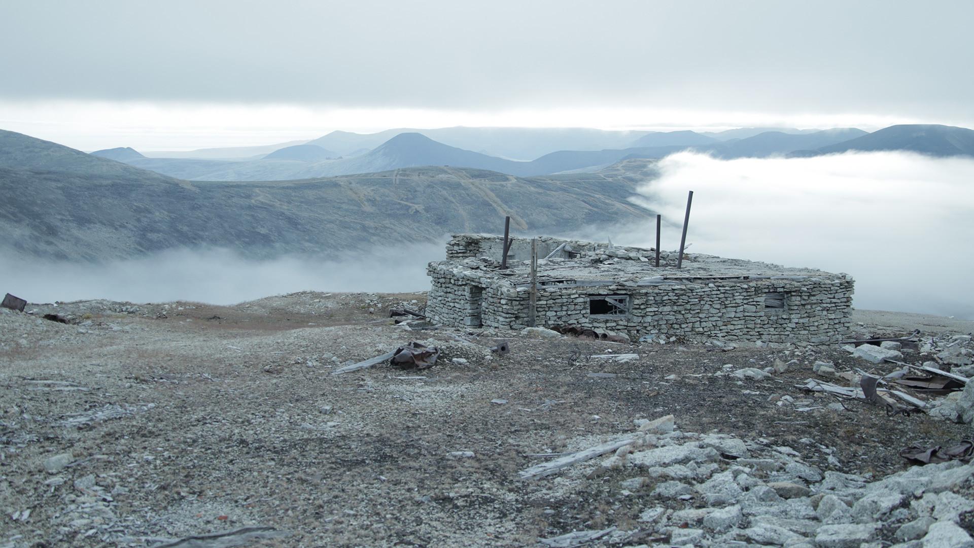 Vostochny (East) uranium camp
