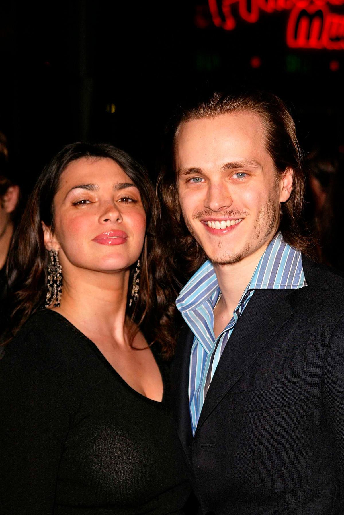 Џонатан Џексон со својата жена Лиза.