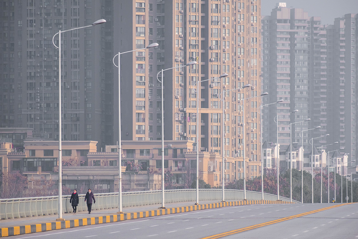 Wuhan. 30 de enero de 2020