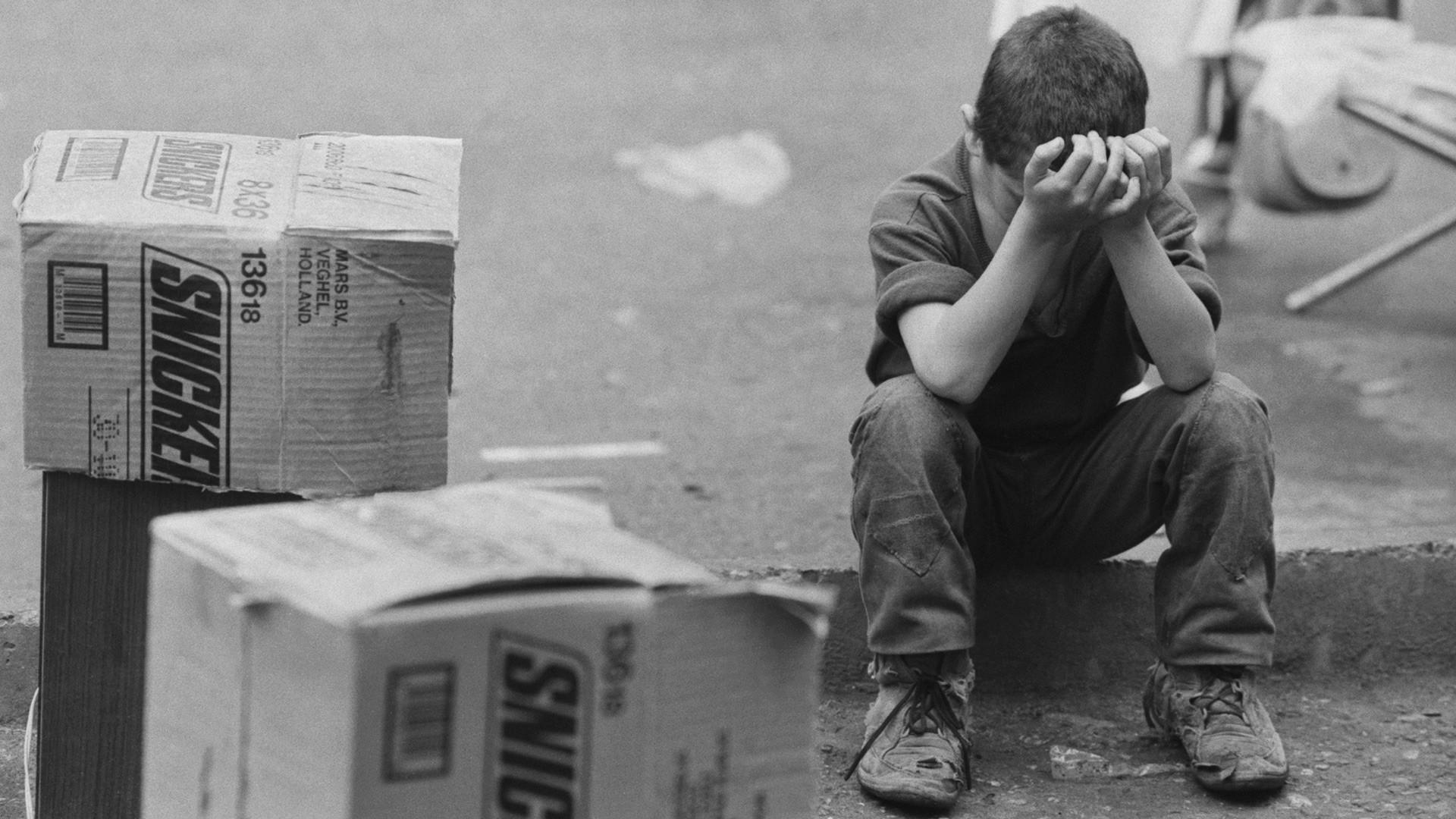 Un garçon des rues, 1993