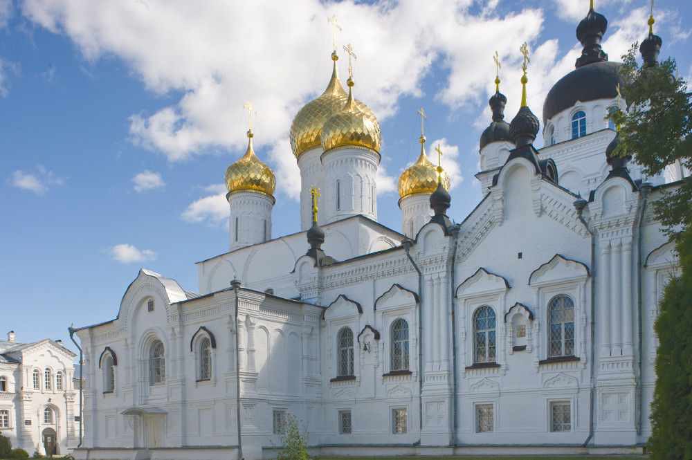 Epiphany Cathedral, north gallery &