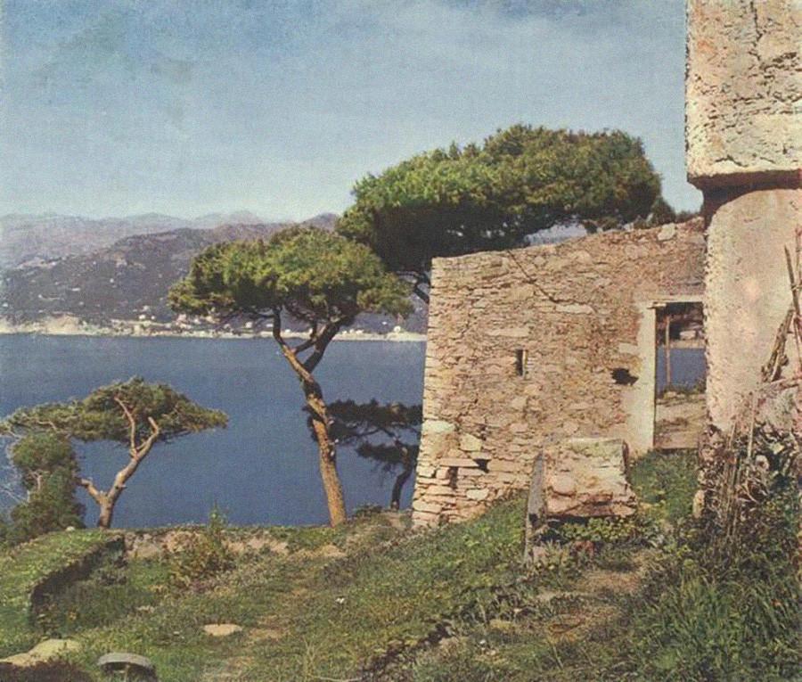 Crimée. Années 1900