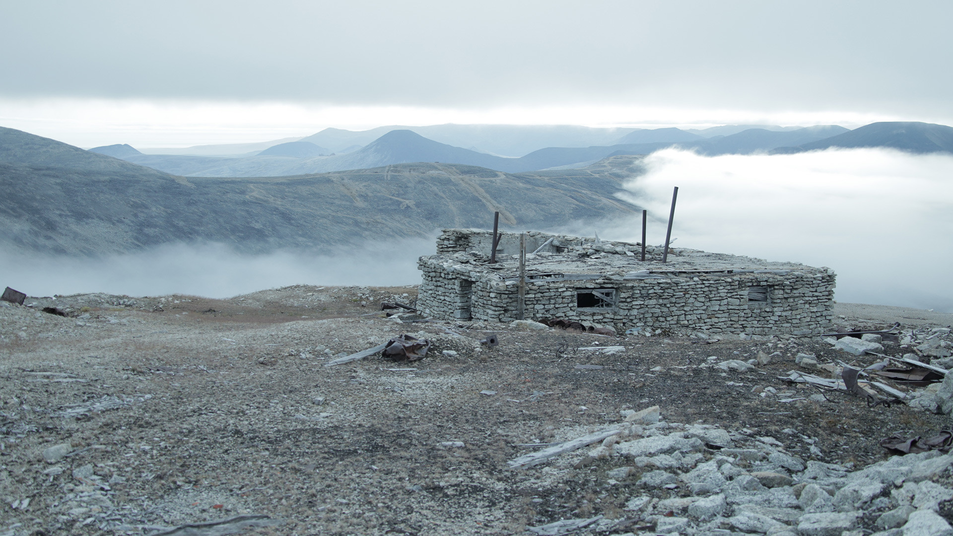 Il campo di uranio Vostochnij
