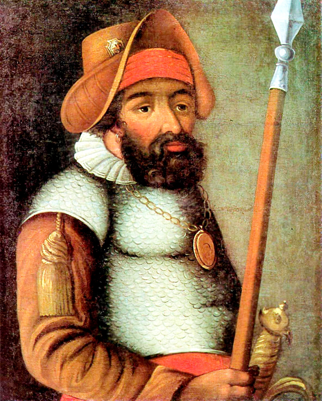 Yermak, un retrato reconstruido
