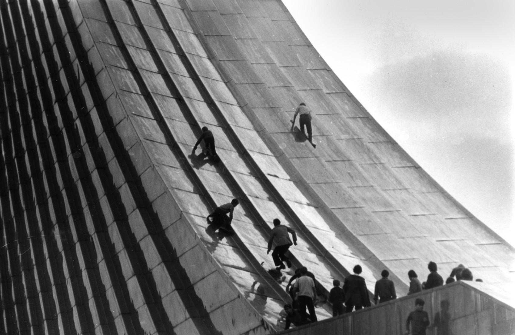 夢に近づく (モスクワ、1975年)