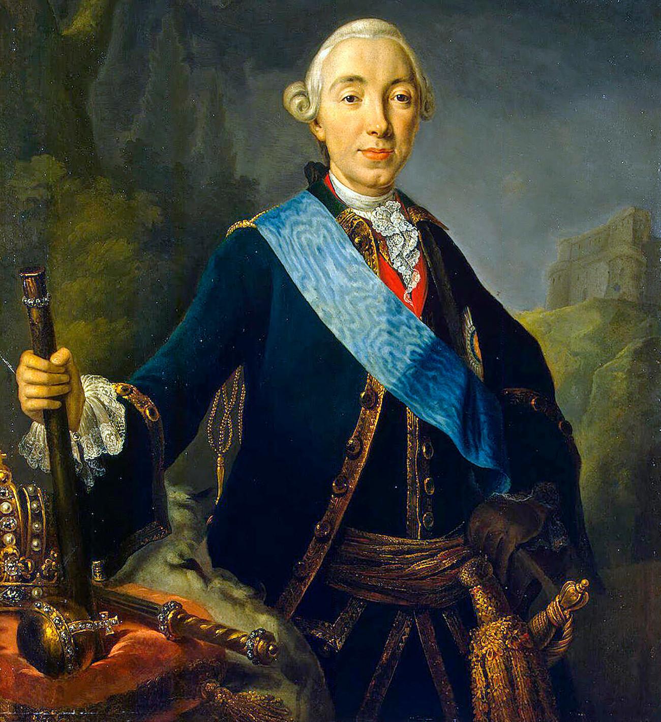 Петар III Фјодорович