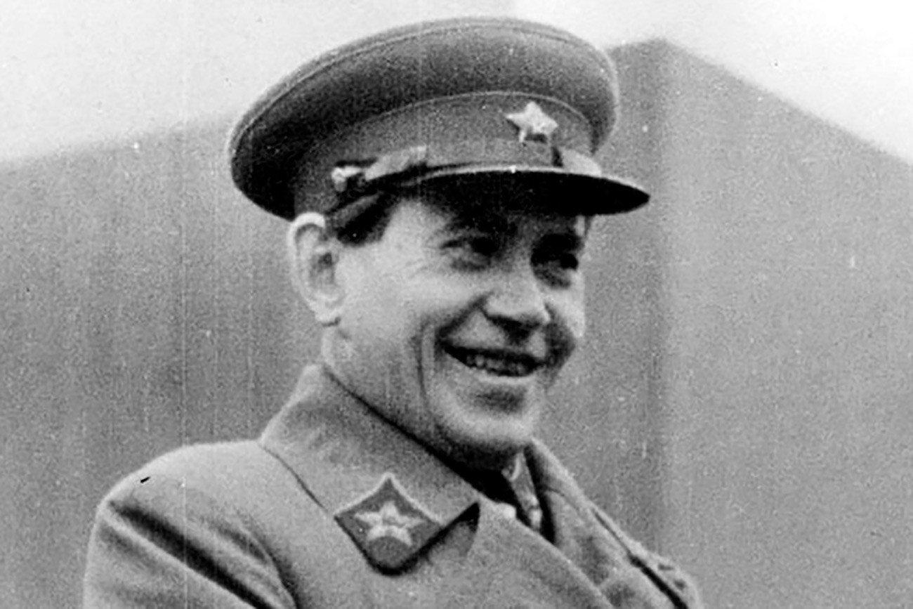 Nikolai Yezhov.