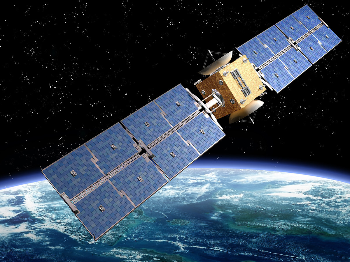 Комуникационен сателит