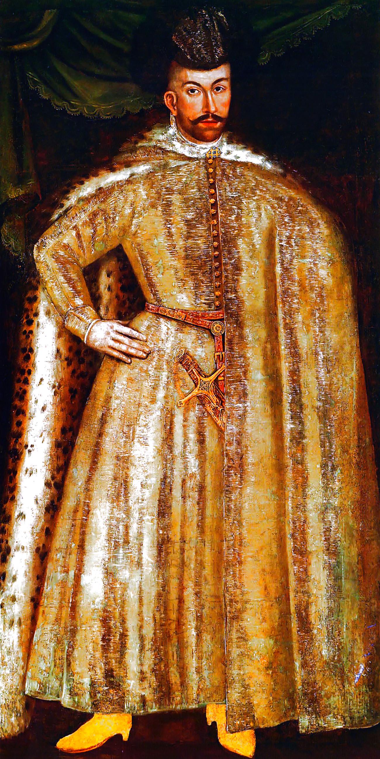 Simeon Bekbulatovich (?-1616)