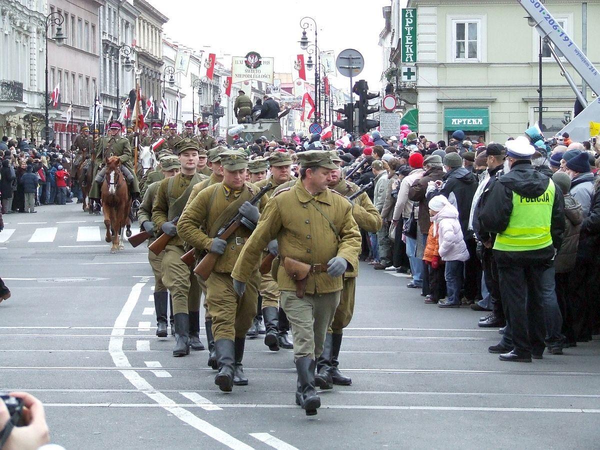 Варшавска пешадијска дивизија (реконструкциja)