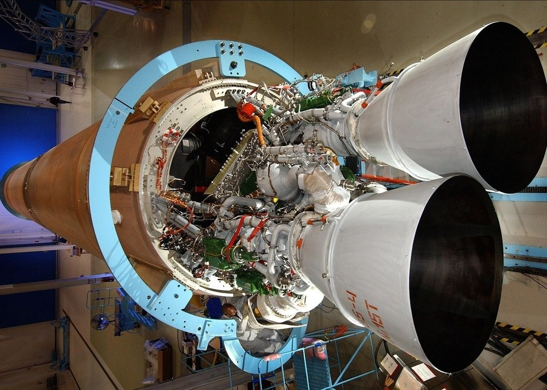 RD-180. Znanstveno-proizvodni kompleks