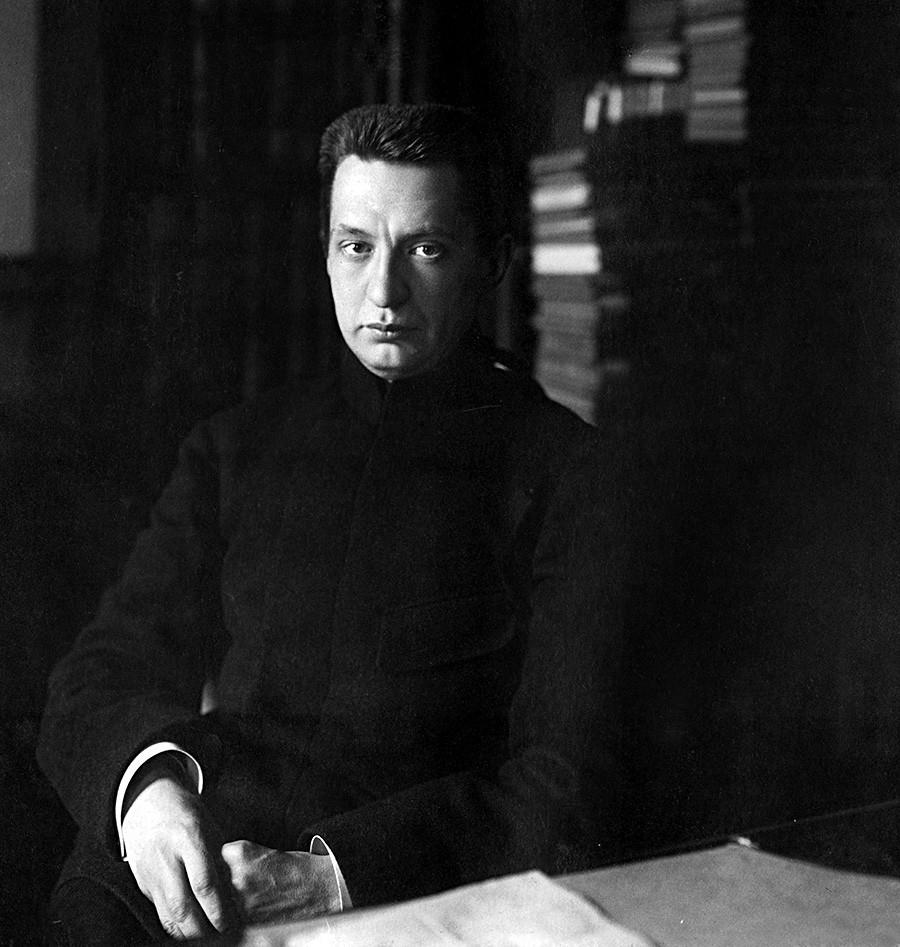 Александар Фјодорович Керенски (1881-1970), руски политичар и правник.