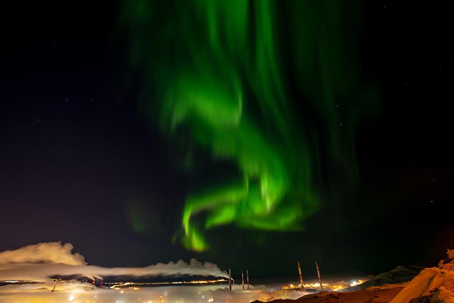 Aurora Borealis, Norilsk