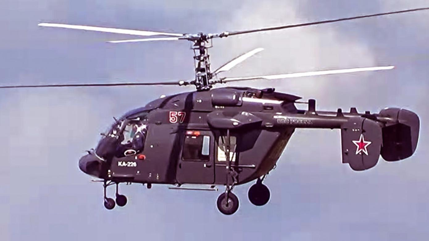 Хеликоптер Ка-226