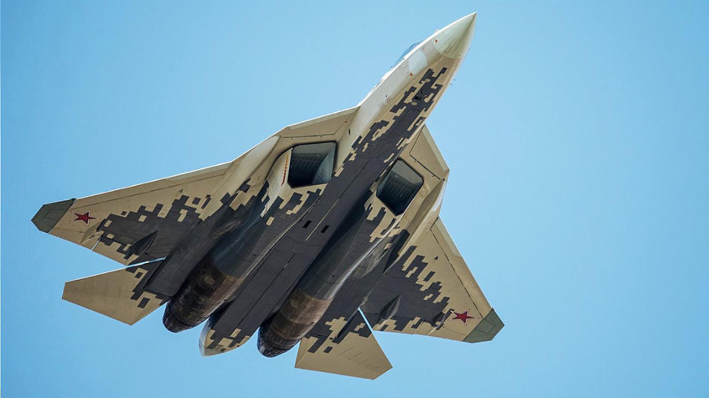 Ловац Су-57