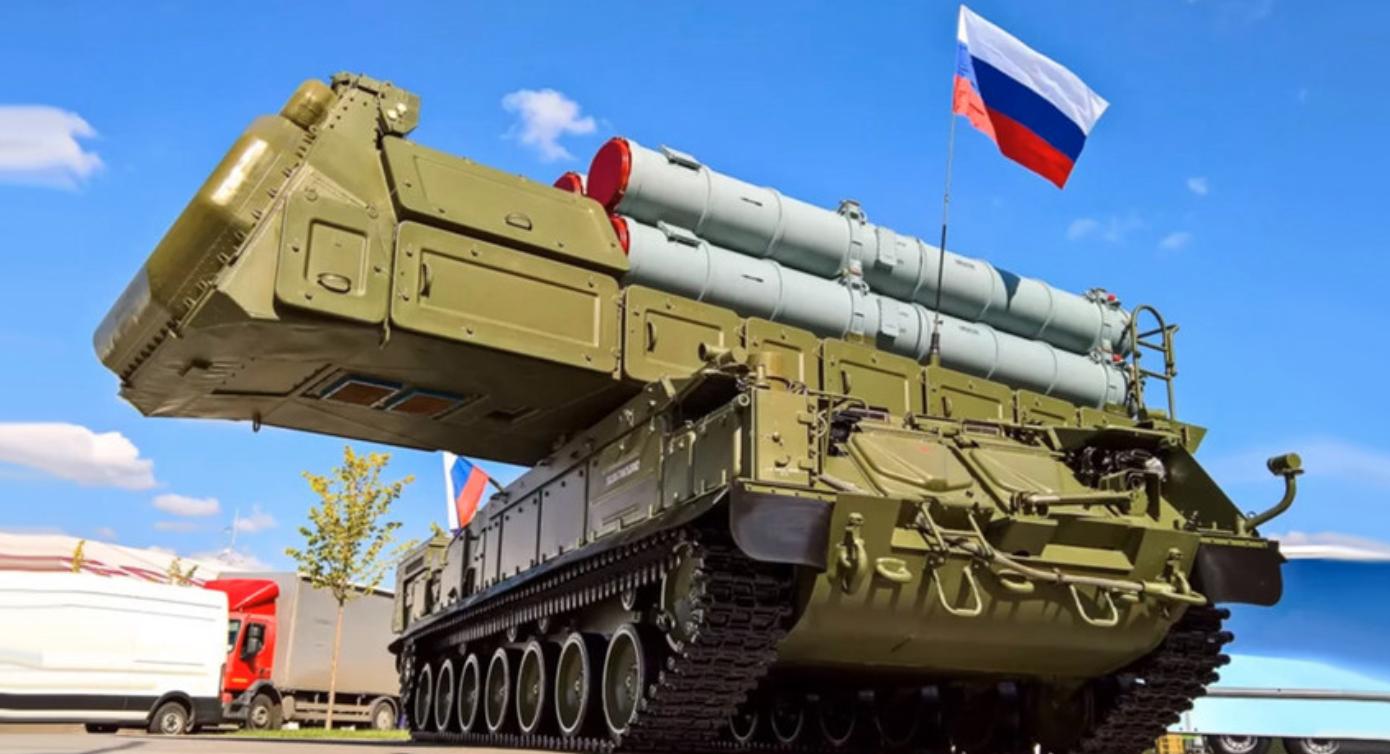 Ракетни ПВО систем средњег домета 9К317М