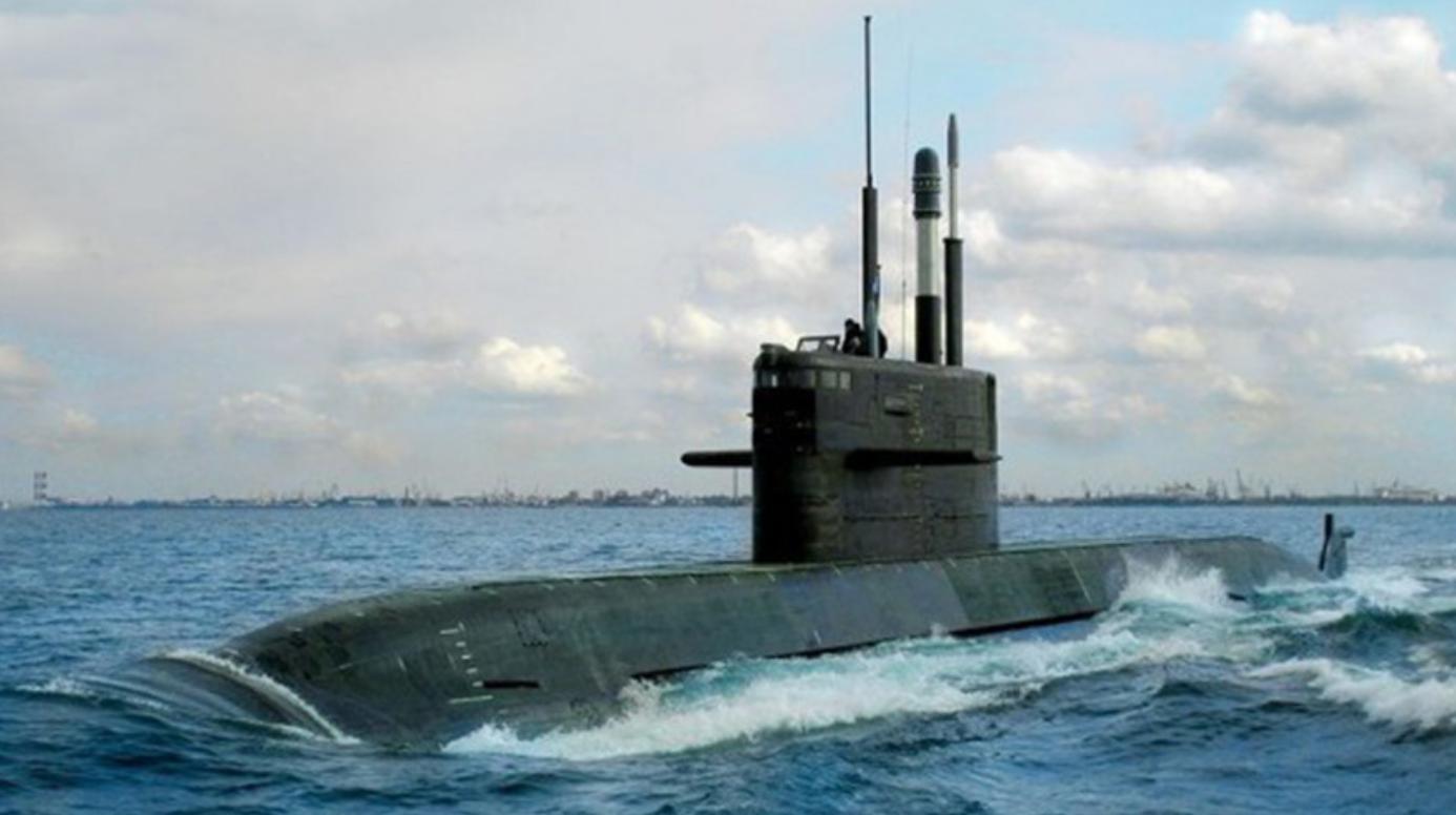"""Подморница класе """"Амур-1650"""""""