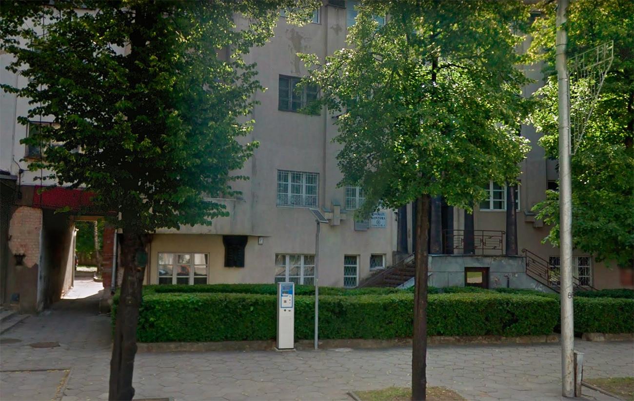 Зграда у Каунасу
