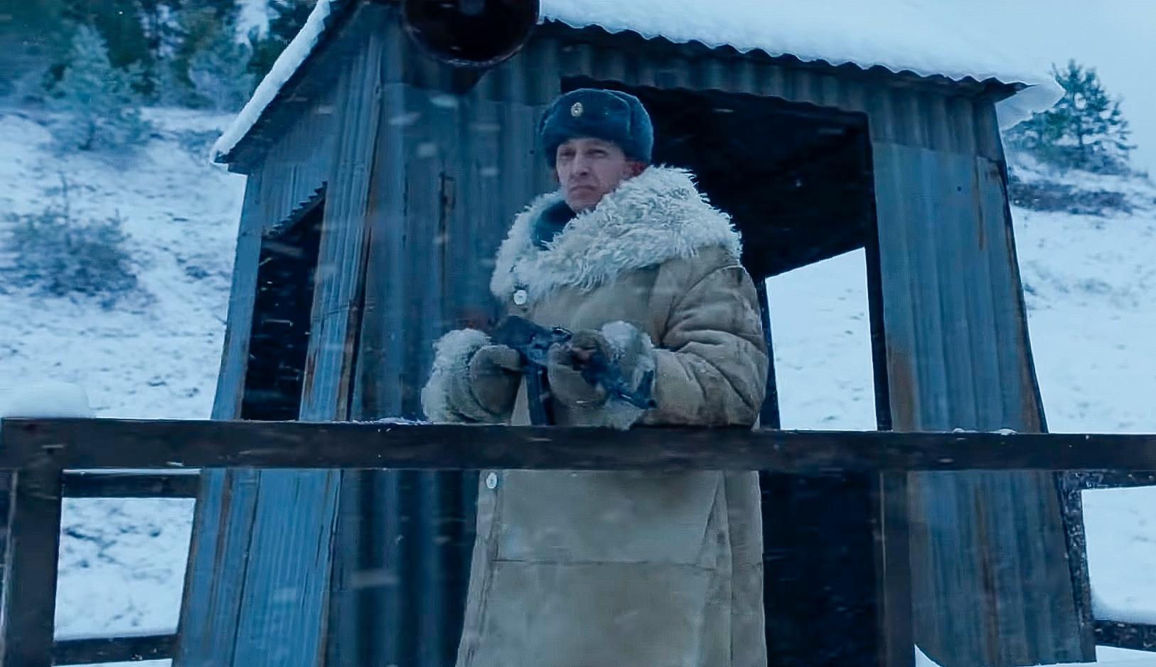 Este vertuhai es  una versión bastante cara de un abrigo de piel tulup