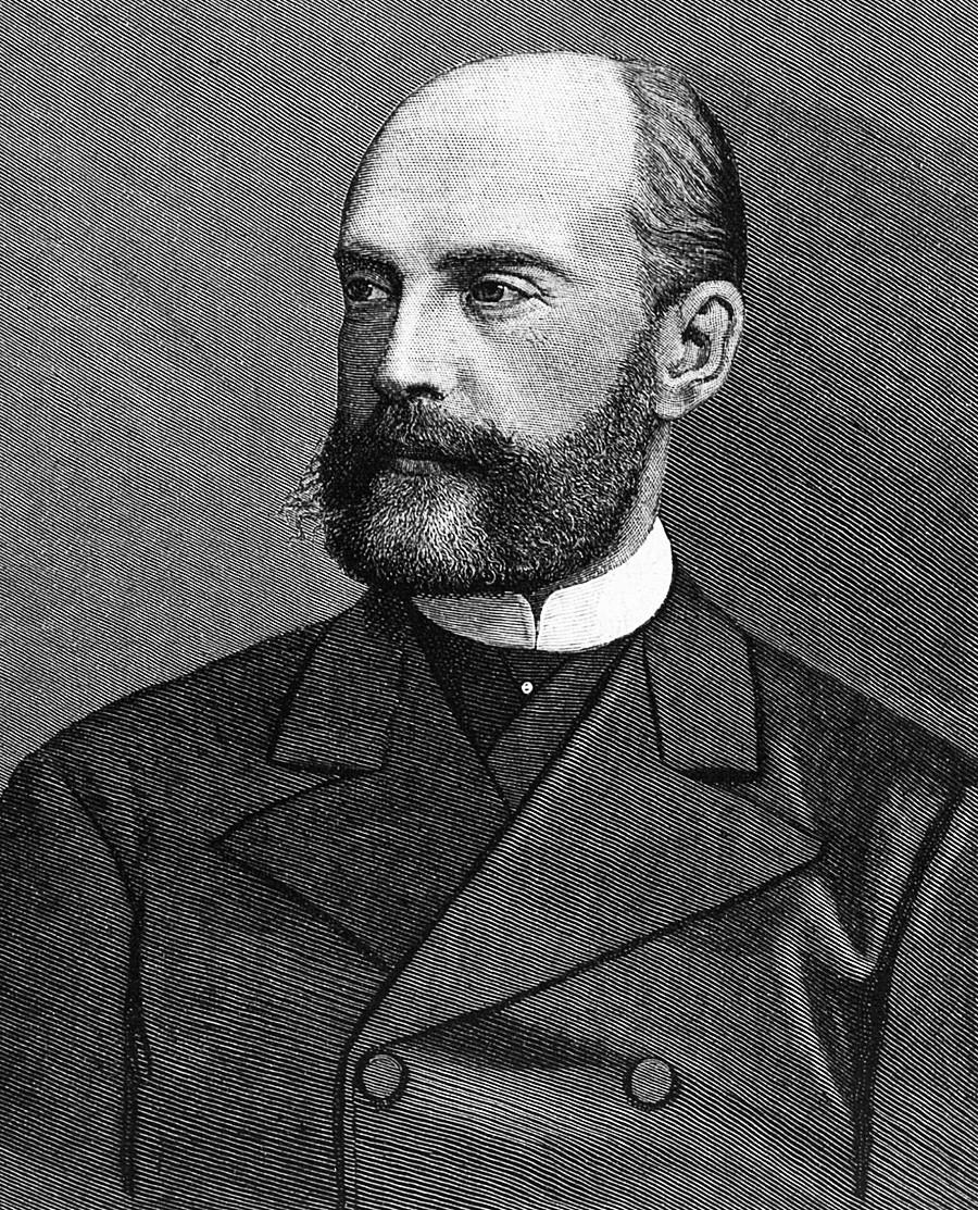 Случевский Константин Константинович - поэт, действительный статский советник.