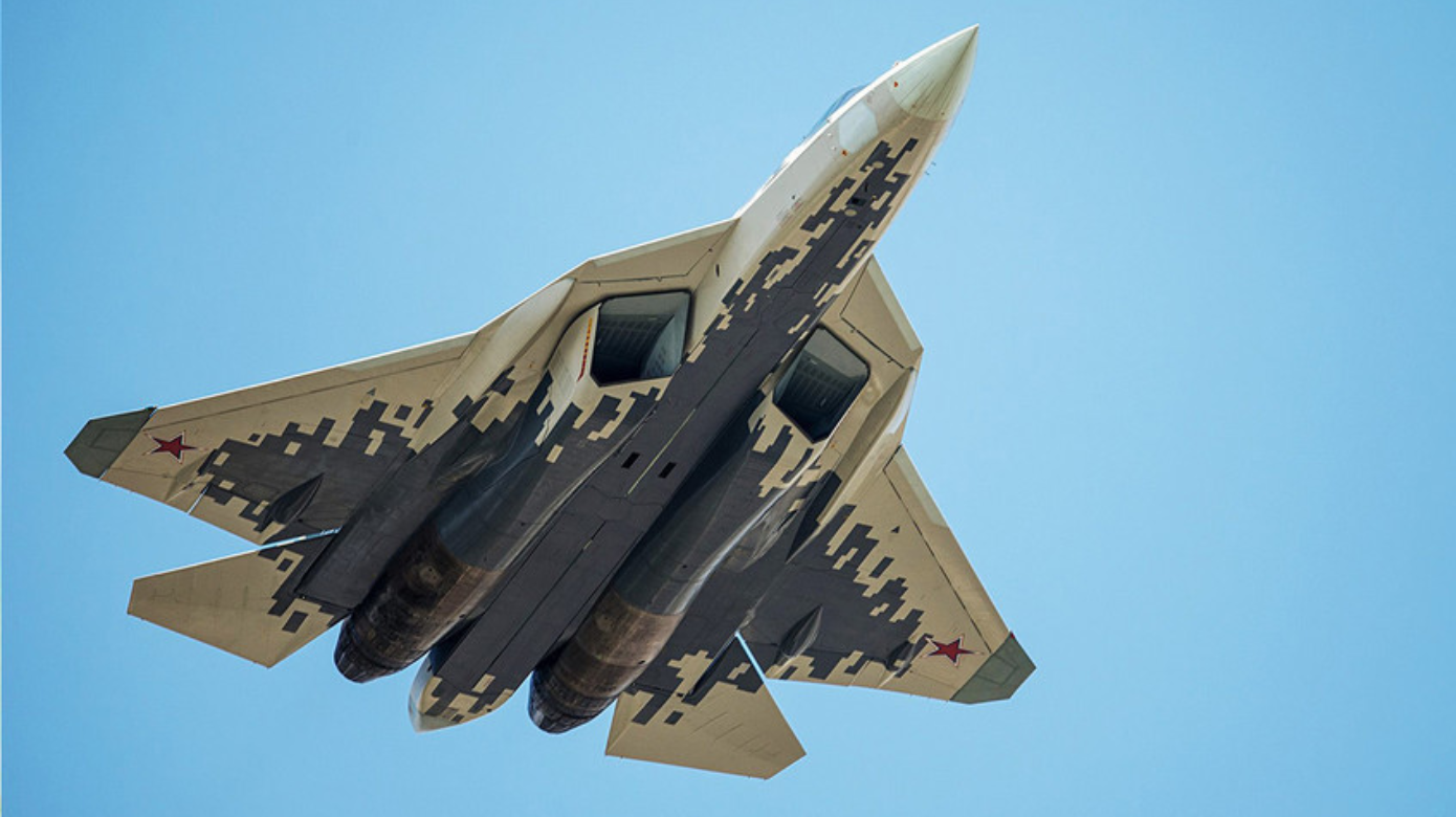 Lovac Su-57