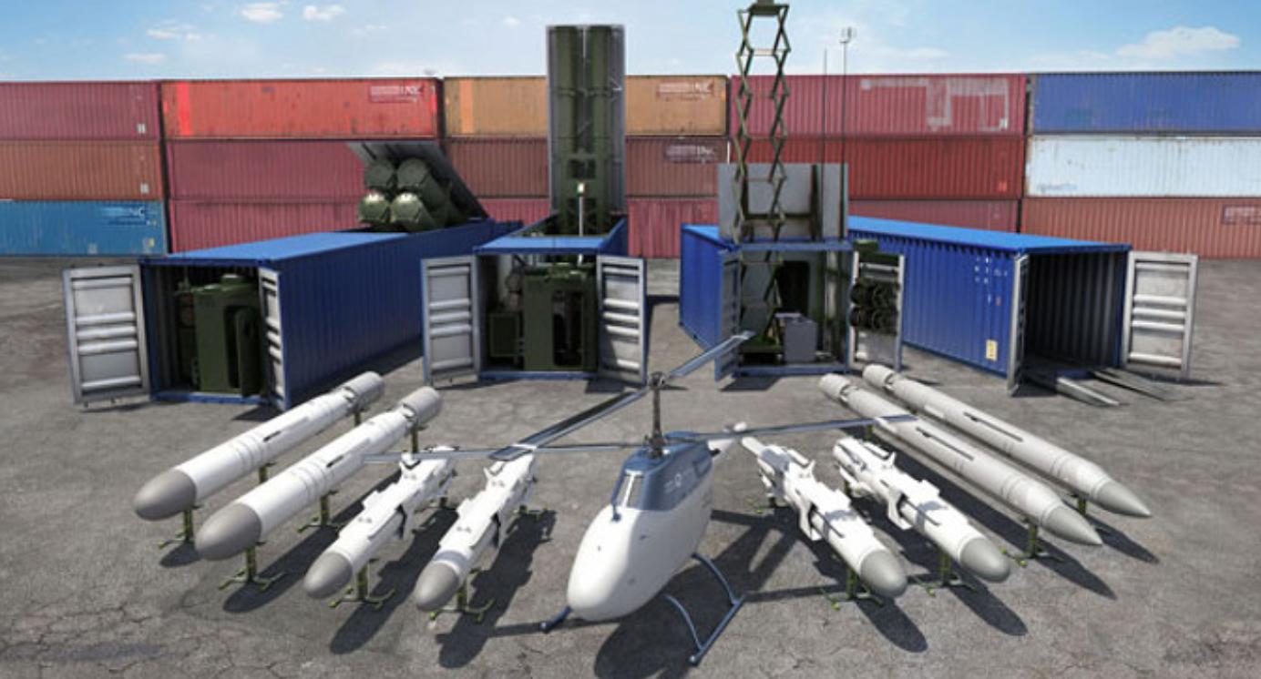 Mobilni modularni raketni sustav CLUB