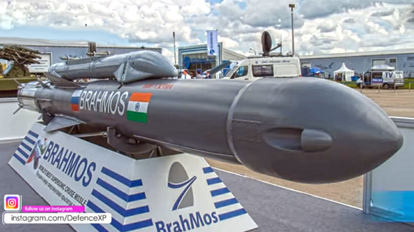 Supersonična raketa BrahMos-NG klase zrak-zemlja