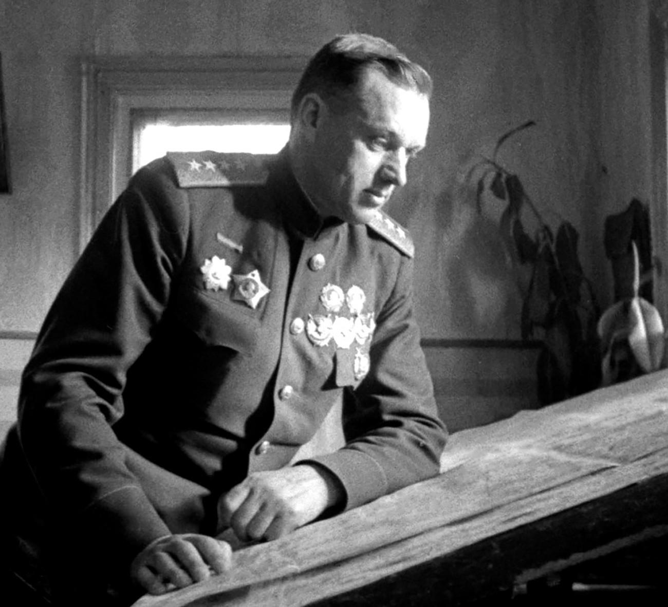 Константин Константинович Рокосовски.