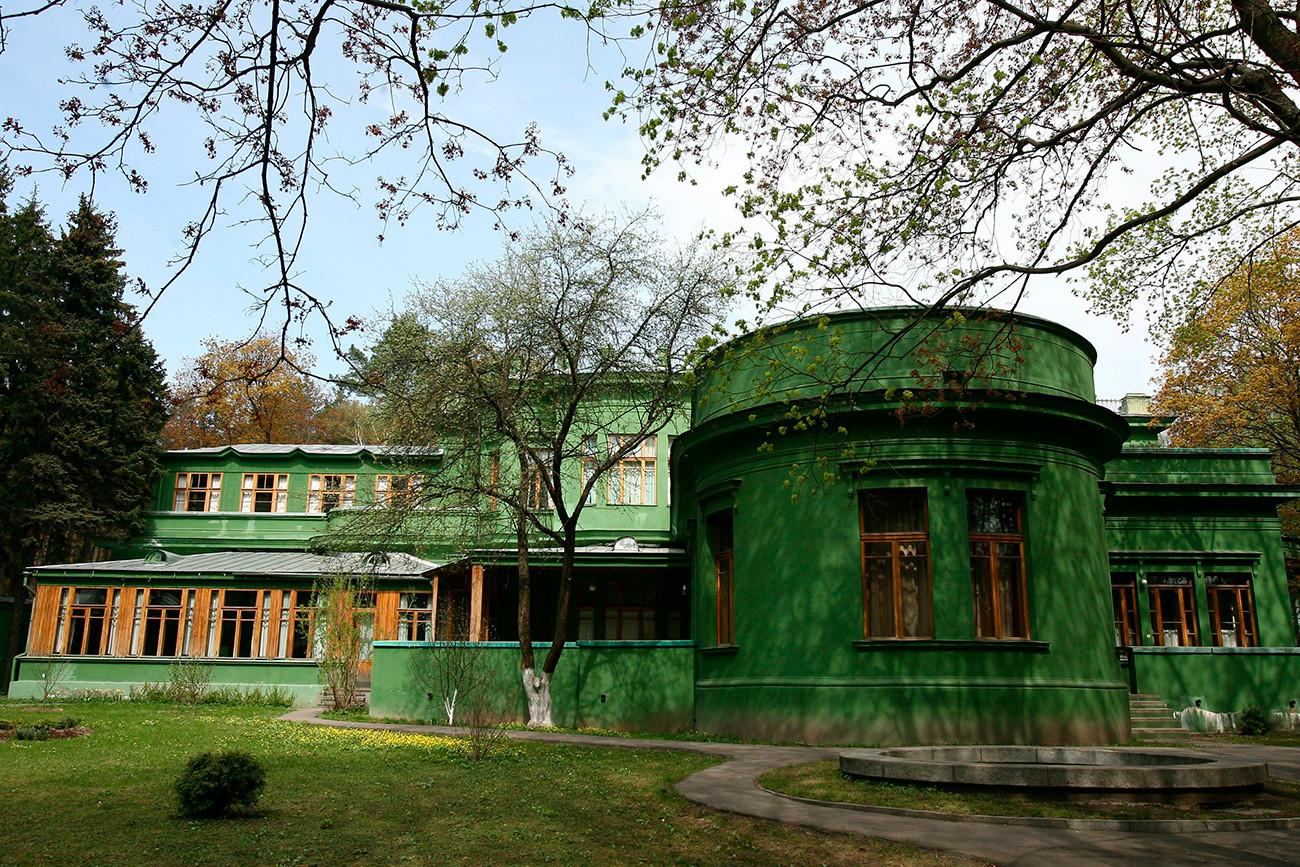 Stalin's dacha in Kuntsevo, Moscow
