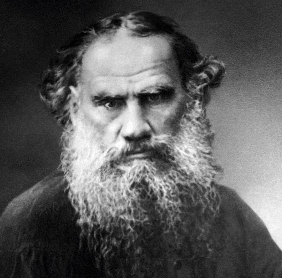 Лав Николајевич Толстој