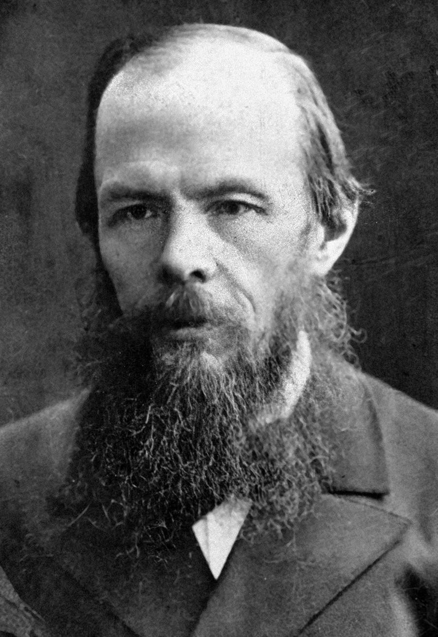 Руски писац Фјодор Михаилович Достојевски (1821-1881).