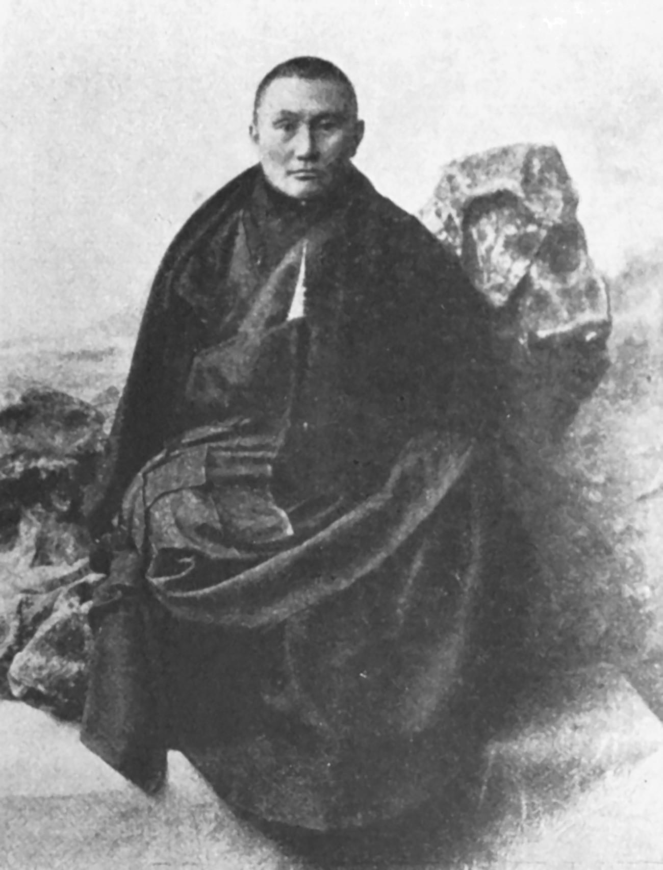 Agvan Doržijev
