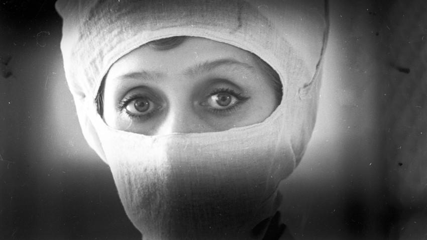 Como a URSS combateu as epidemias de doenças mortais?