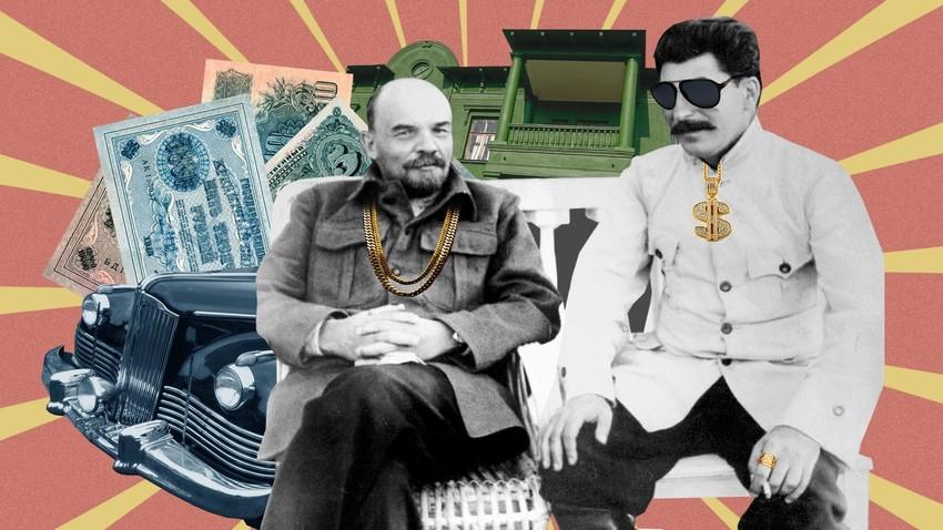 Bolshevik thug life