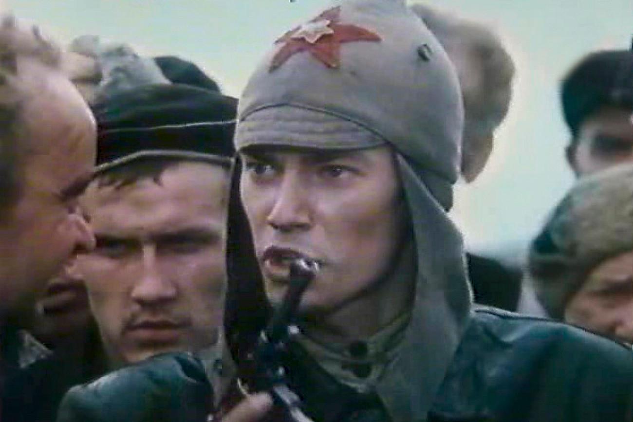 Владимир Конкин в роли Павки Коргачина в фильме «Как закалялась сталь»