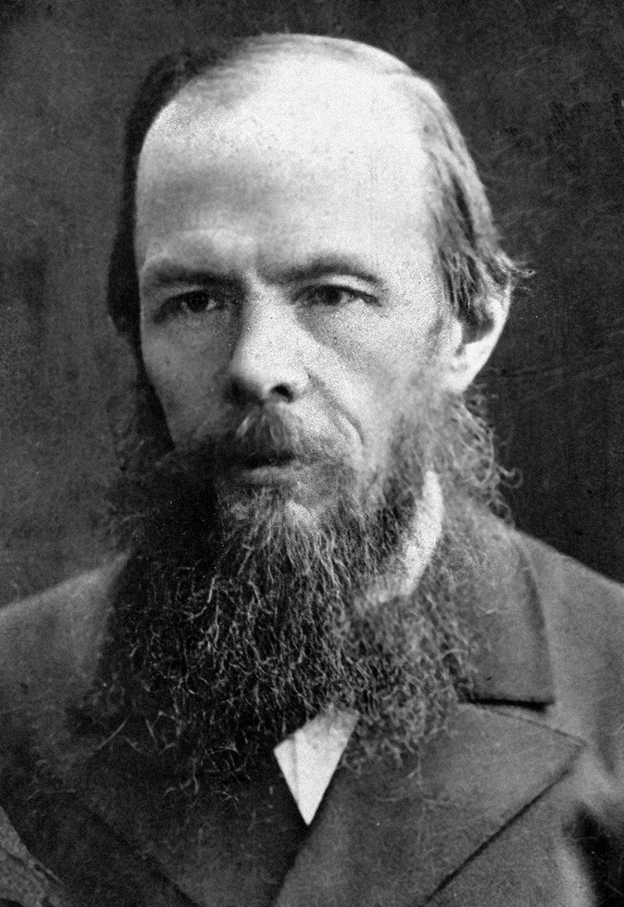 Fiódor Dostoievski (1821-1881)