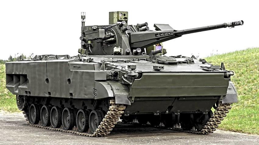 """Универзални борбени систем """"Деривација-ПВО""""."""
