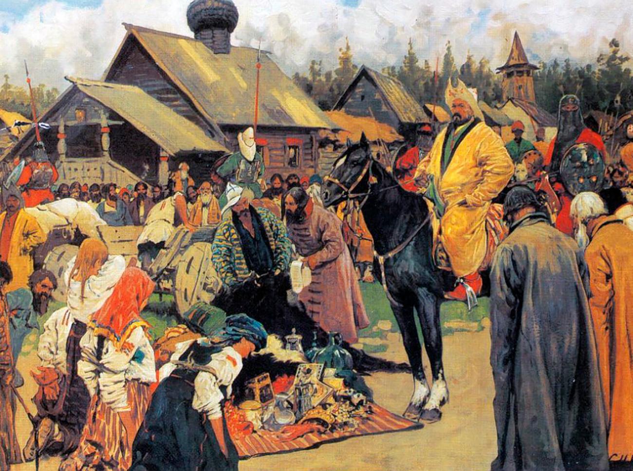 モンゴル帝国の官職ダルガチ