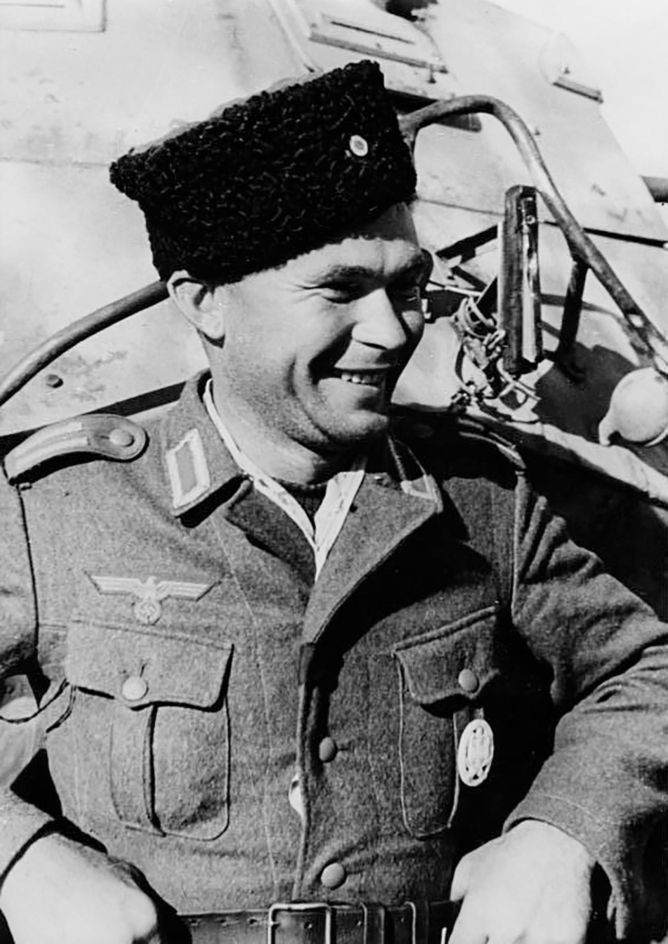 Kozak u njemačkoj uniformi