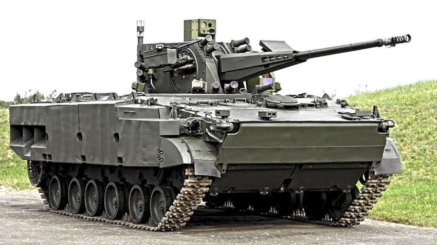 """Универзален борбен систем """"Деривација-ПВО""""."""