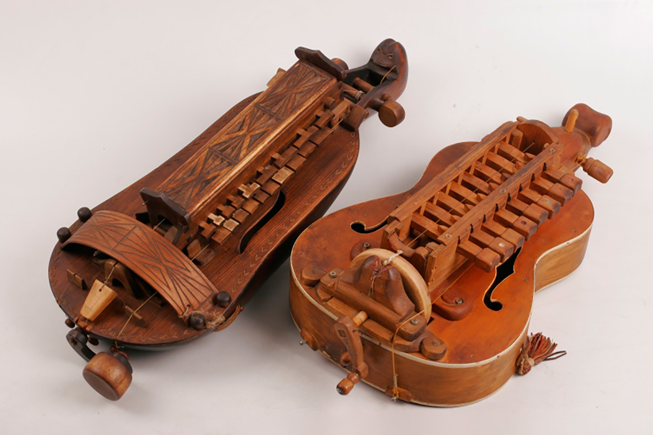 Violons à roue