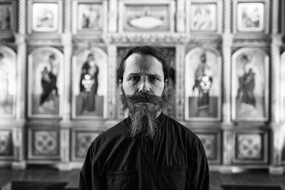 Amvrosy, monastery abbot