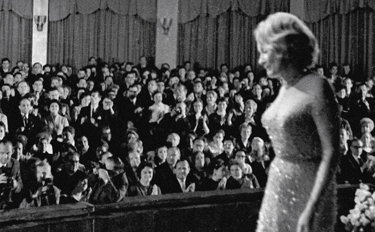 マレーネ・ディートリヒのソ連ツアー