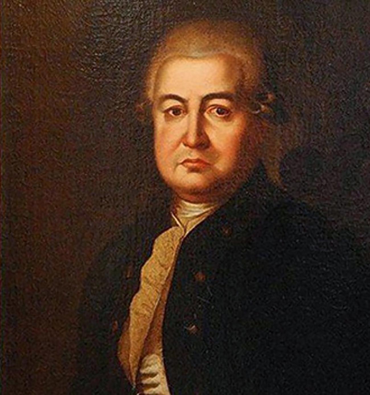 Nikolái Tiútchev