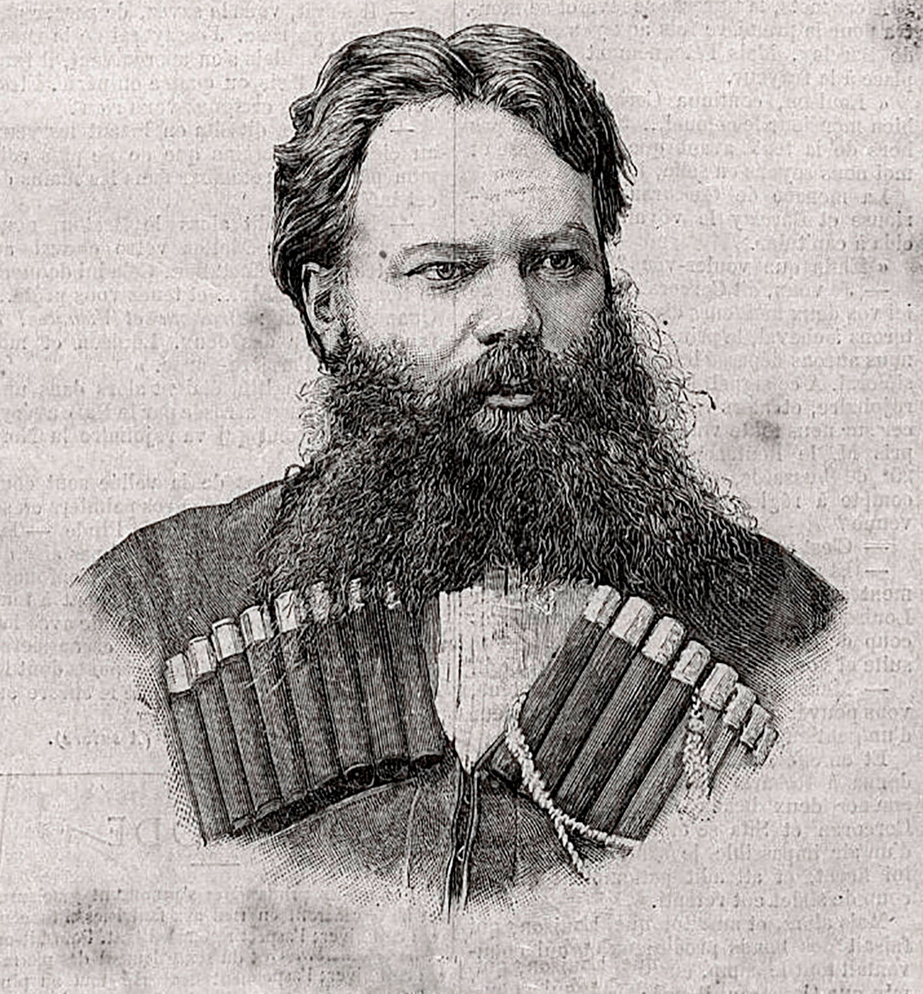 Николай Ашинов.