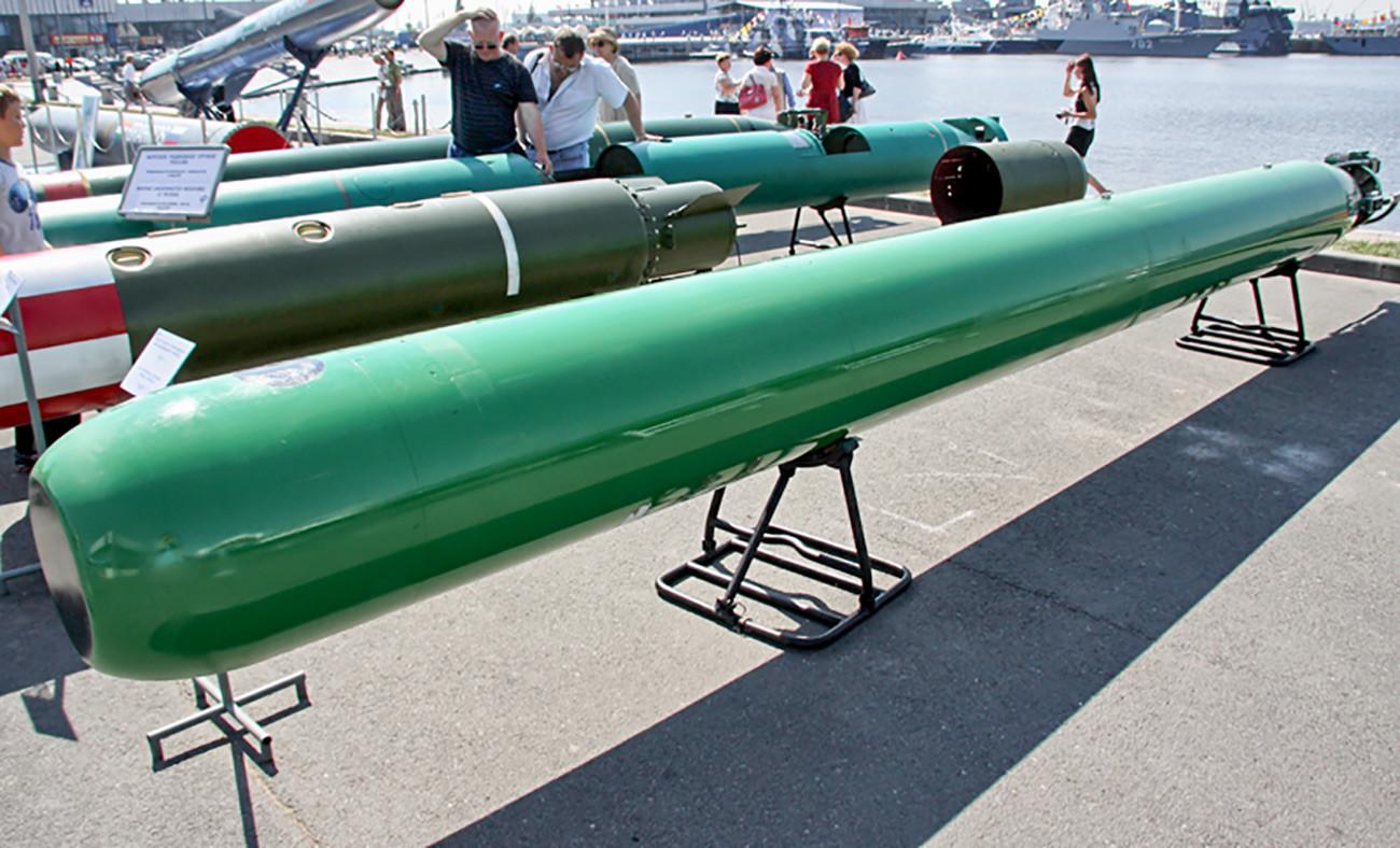 Univerzalni dubokovodni samonavođeni torpedo