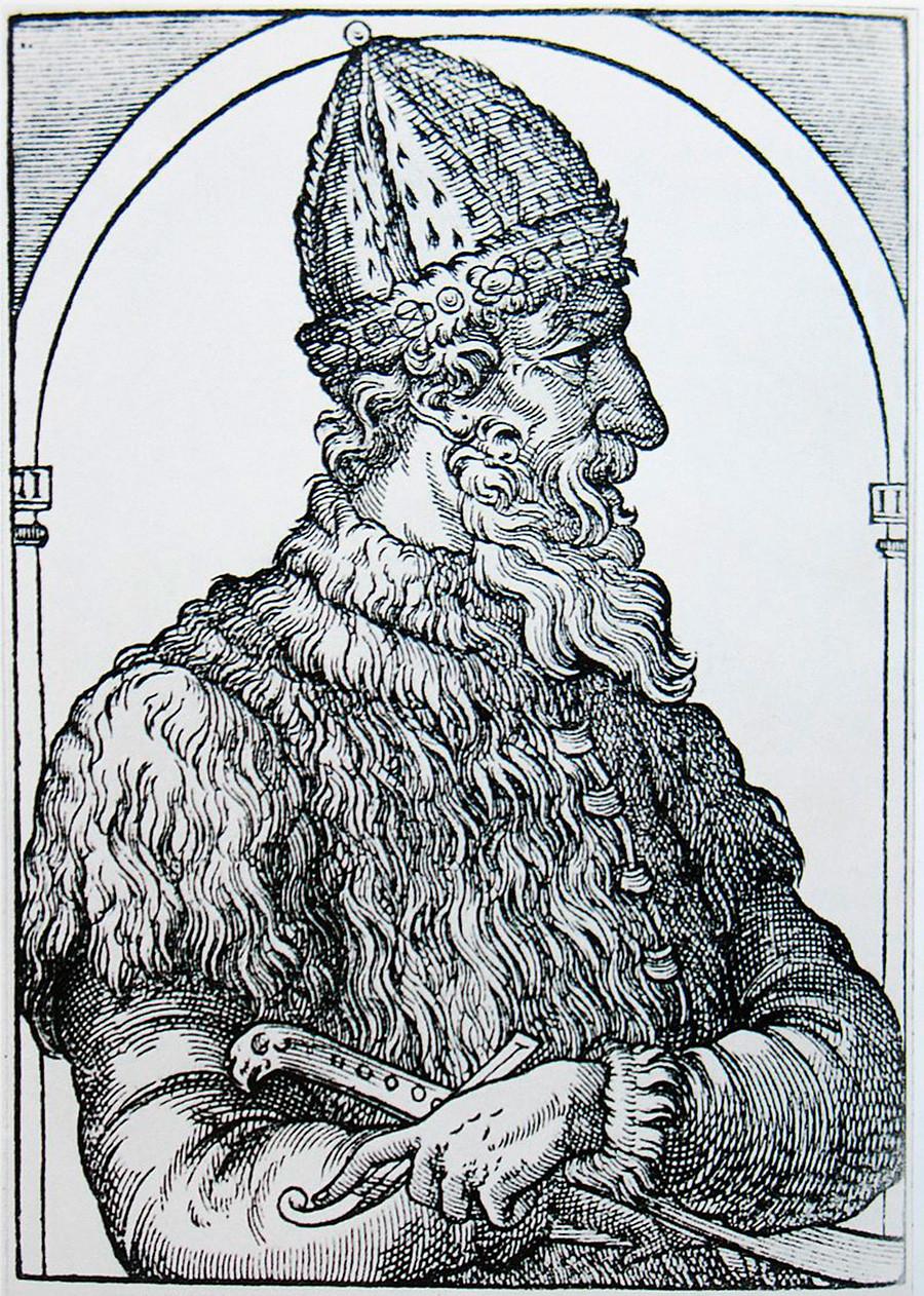 Иван III, HF Helmolt