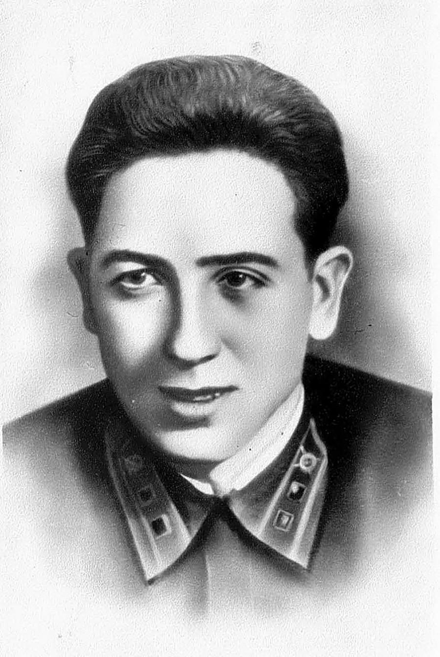 Херој Совјетског Савеза Рубен Ибарури.