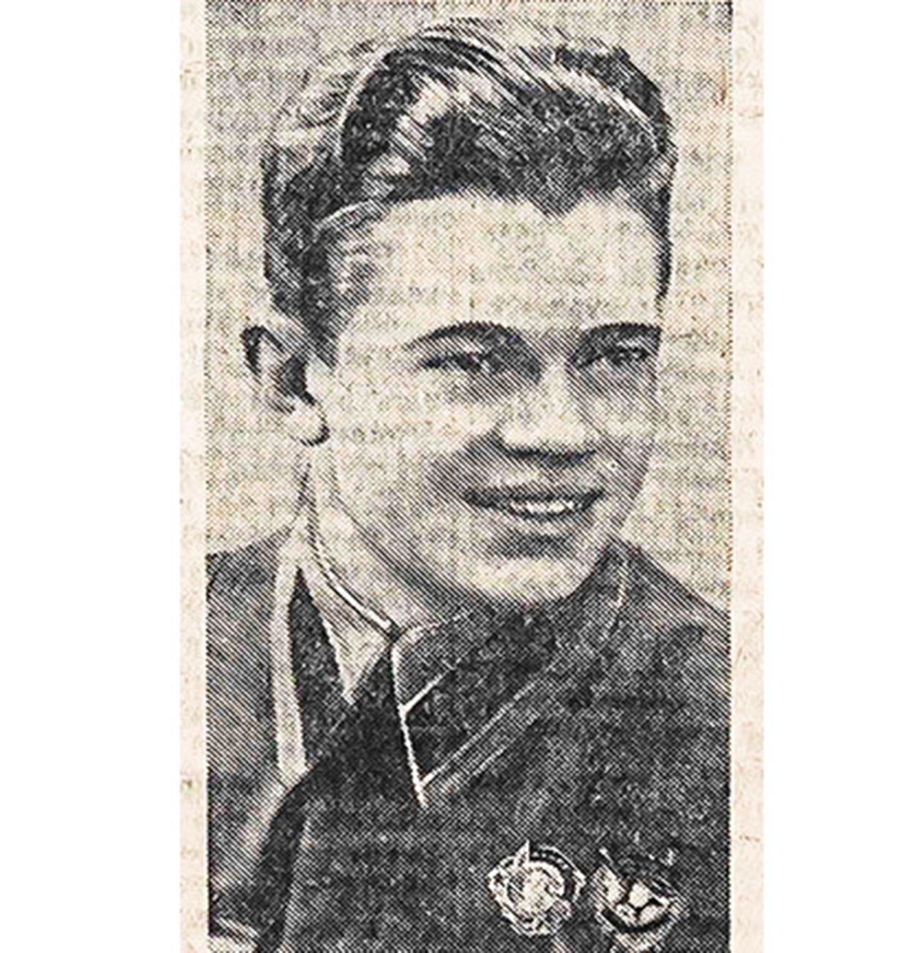 Валентин Пургин.